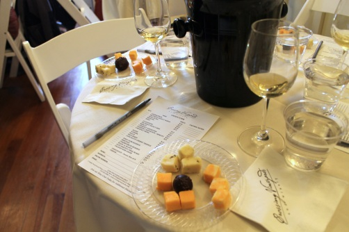 Cheese and Chocolate: Wine's best friends!!