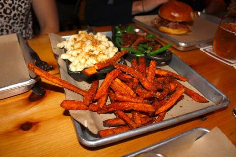 Sing me to sleep, sweet potato fries.