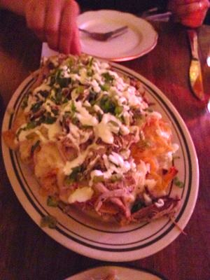 Khyber Pass... Don't pass on the nachos! (more dad jokes)