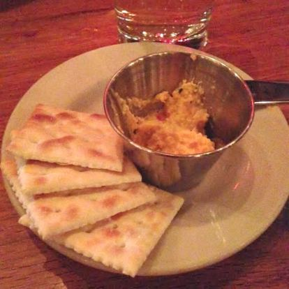 Housemade Pimento Cheese!