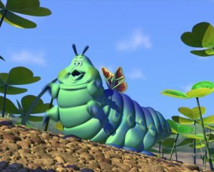 Not getting too far on those wings, Heimlich.