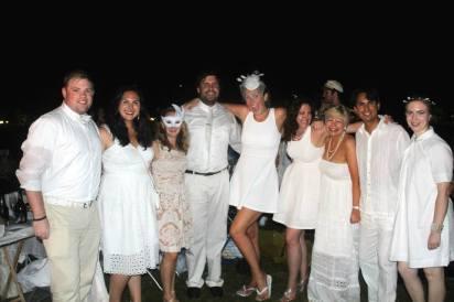 The Gang en Blanc